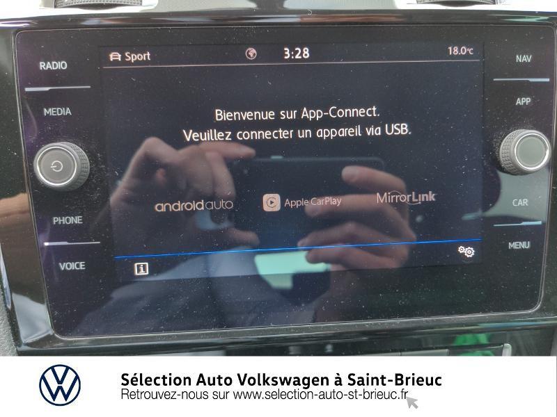 Photo 19 de l'offre de VOLKSWAGEN Golf 2.0 TDI 184ch FAP GTD 5p à 24890€ chez Sélection Auto - Volkswagen Saint Brieuc