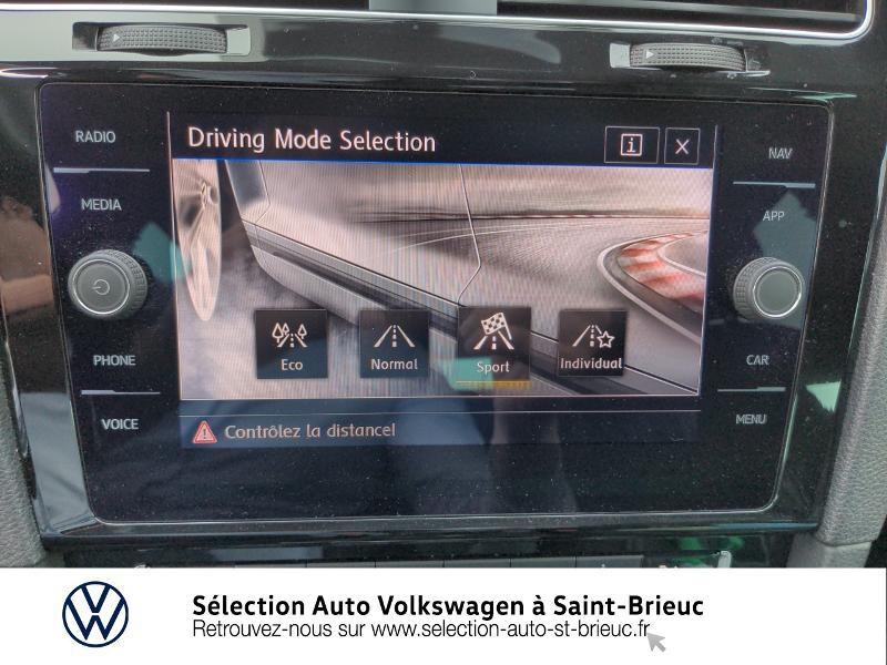 Photo 18 de l'offre de VOLKSWAGEN Golf 2.0 TDI 184ch FAP GTD 5p à 24890€ chez Sélection Auto - Volkswagen Saint Brieuc