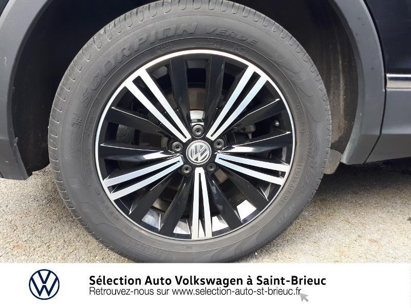 Photo 16 de l'offre de VOLKSWAGEN Tiguan 2.0 TDI 150ch Carat Exclusive 4Motion à 28990€ chez Sélection Auto - Volkswagen Saint Brieuc
