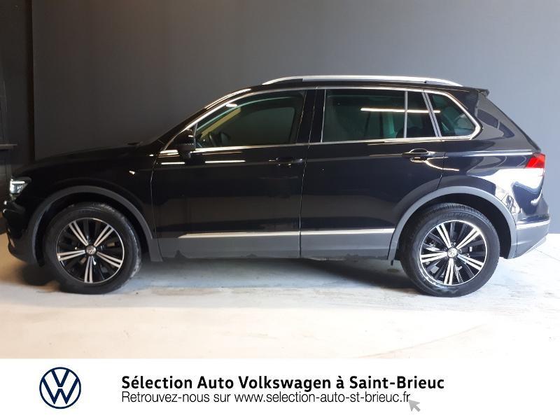 Photo 4 de l'offre de VOLKSWAGEN Tiguan 2.0 TDI 150ch Carat Exclusive 4Motion à 28990€ chez Sélection Auto - Volkswagen Saint Brieuc