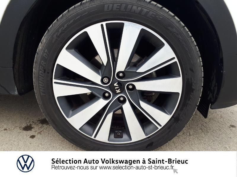 Photo 15 de l'offre de KIA Sportage 1.7 CRDi 115ch ISG Premium 4x2 à 19490€ chez Sélection Auto - Volkswagen Saint Brieuc