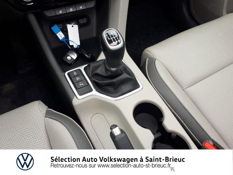 Photo 10 de l'offre de KIA Sportage 1.7 CRDi 115ch ISG Premium 4x2 à 19490€ chez Sélection Auto - Volkswagen Saint Brieuc