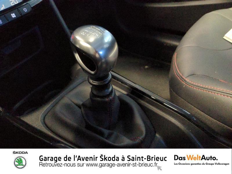 Photo 10 de l'offre de PEUGEOT 2008 1.2 PureTech 130ch E6.c GT Line S&S à 17490€ chez Sélection Auto - Volkswagen Saint Brieuc