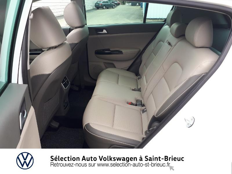 Photo 11 de l'offre de KIA Sportage 1.7 CRDi 115ch ISG Premium 4x2 à 19490€ chez Sélection Auto - Volkswagen Saint Brieuc