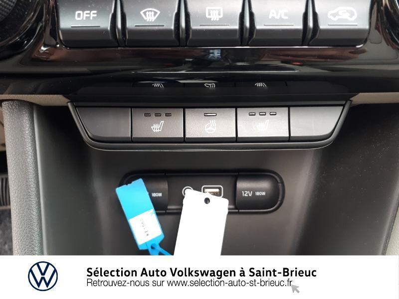 Photo 18 de l'offre de KIA Sportage 1.7 CRDi 115ch ISG Premium 4x2 à 19490€ chez Sélection Auto - Volkswagen Saint Brieuc