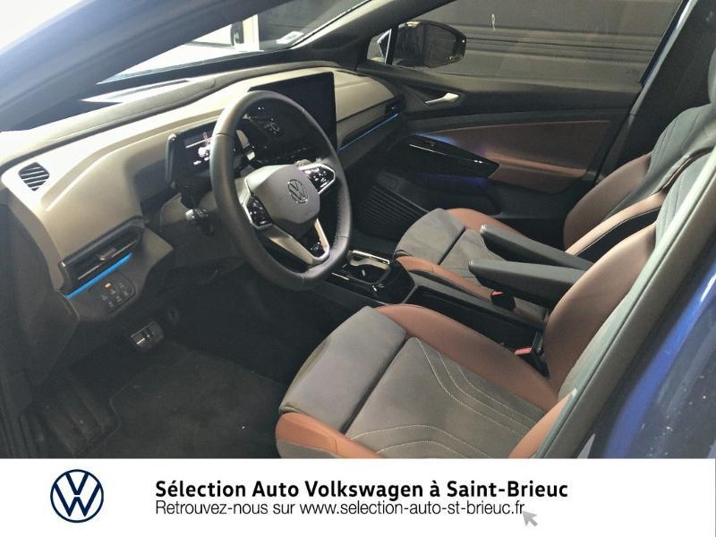 Photo 6 de l'offre de VOLKSWAGEN ID.4 204ch 1st Max à 51990€ chez Sélection Auto - Volkswagen Saint Brieuc