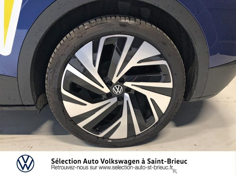 Photo 12 de l'offre de VOLKSWAGEN ID.4 204ch 1st Max à 51990€ chez Sélection Auto - Volkswagen Saint Brieuc