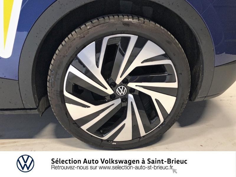 Photo 11 de l'offre de VOLKSWAGEN ID.4 204ch 1st Max à 51990€ chez Sélection Auto - Volkswagen Saint Brieuc