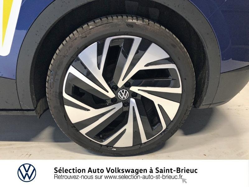 Photo 13 de l'offre de VOLKSWAGEN ID.4 204ch 1st Max à 51990€ chez Sélection Auto - Volkswagen Saint Brieuc