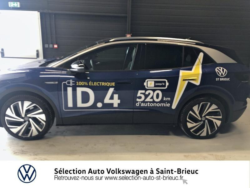 Photo 15 de l'offre de VOLKSWAGEN ID.4 204ch 1st Max à 51990€ chez Sélection Auto - Volkswagen Saint Brieuc