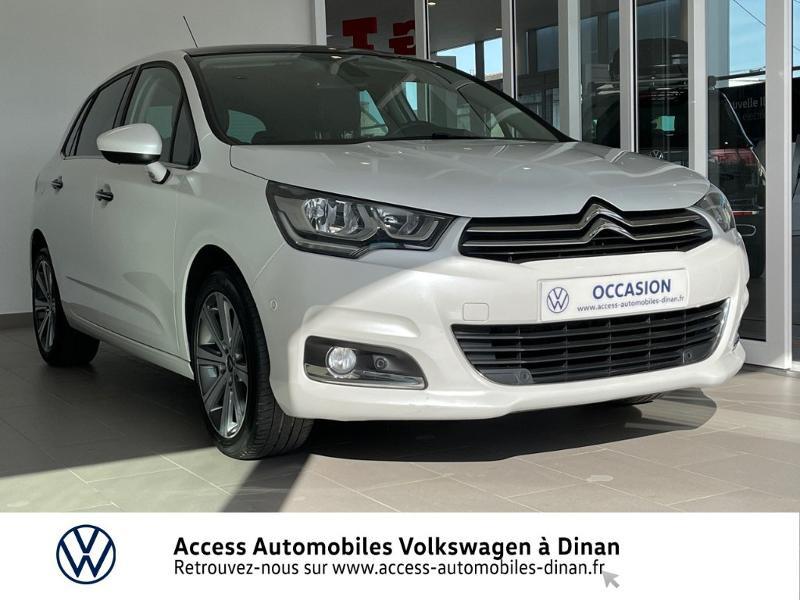 Photo 1 de l'offre de CITROEN C4 BlueHDi 120ch Shine S&S à 12990€ chez Sélection Auto - Volkswagen Saint Brieuc