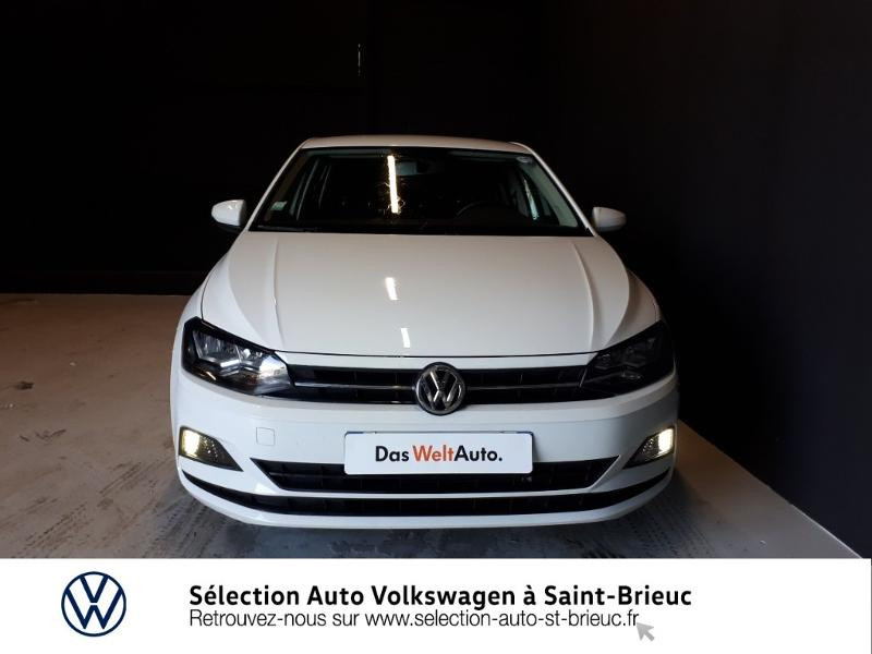 Photo 5 de l'offre de VOLKSWAGEN Polo 1.0 MPI 65ch Confortline Euro6d-T à 13990€ chez Sélection Auto - Volkswagen Saint Brieuc