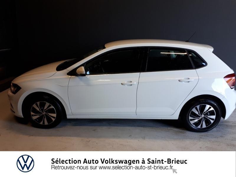 Photo 4 de l'offre de VOLKSWAGEN Polo 1.0 MPI 65ch Confortline Euro6d-T à 13990€ chez Sélection Auto - Volkswagen Saint Brieuc