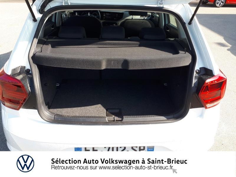Photo 12 de l'offre de VOLKSWAGEN Polo 1.0 MPI 65ch Confortline Euro6d-T à 13990€ chez Sélection Auto - Volkswagen Saint Brieuc