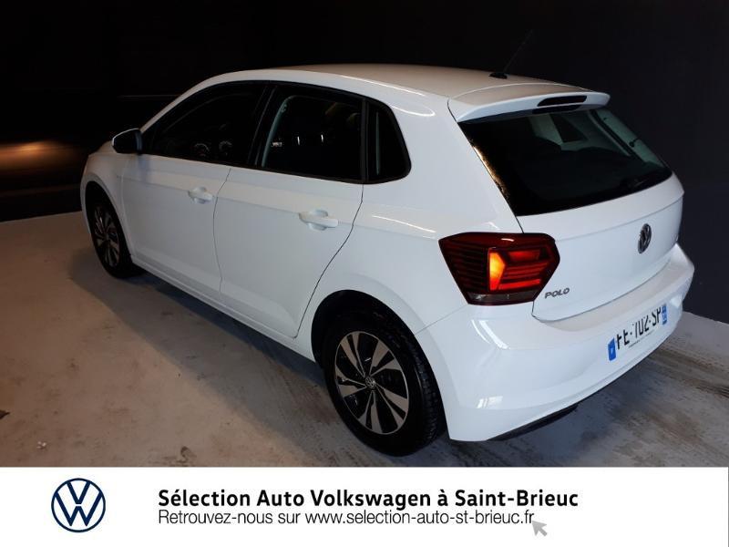 Photo 3 de l'offre de VOLKSWAGEN Polo 1.0 MPI 65ch Confortline Euro6d-T à 13990€ chez Sélection Auto - Volkswagen Saint Brieuc