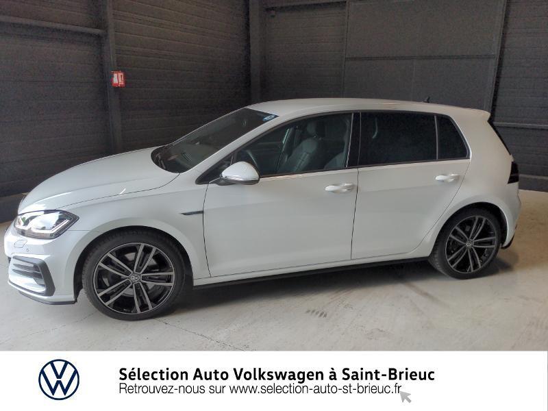 Photo 2 de l'offre de VOLKSWAGEN Golf 2.0 TDI 184ch FAP GTD 5p à 24890€ chez Sélection Auto - Volkswagen Saint Brieuc