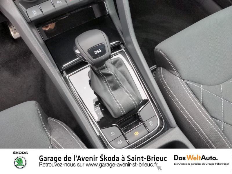 Photo 12 de l'offre de SKODA Karoq 1.5 TSI ACT 150ch Sportline DSG Euro6d-T à 29490€ chez Sélection Auto - Volkswagen Saint Brieuc