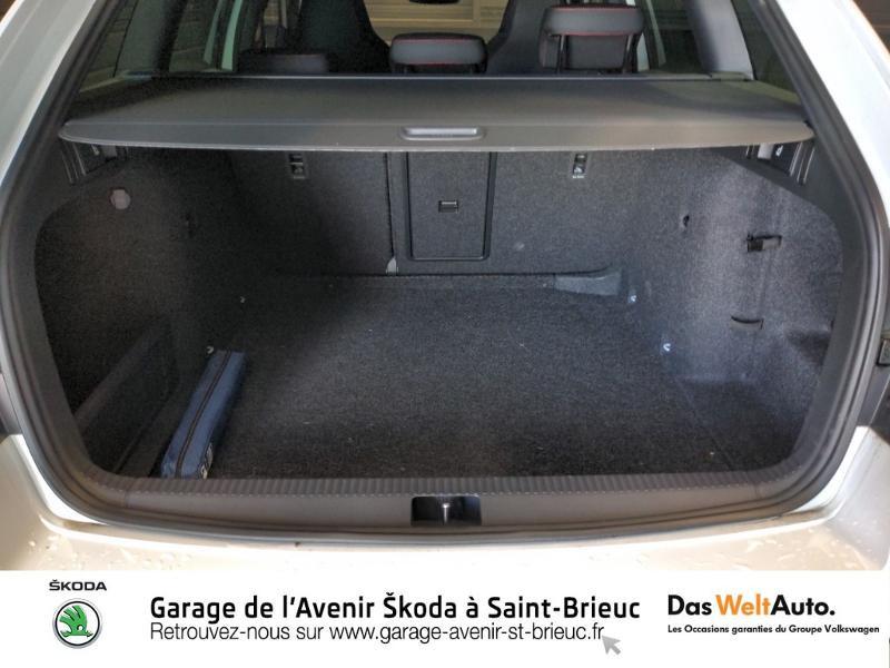 Photo 16 de l'offre de SKODA Octavia Break 2.0 TSI 245ch RS DSG7 Euro6d-T à 31790€ chez Sélection Auto - Volkswagen Saint Brieuc