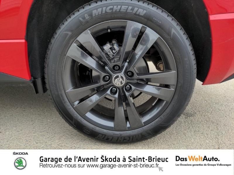 Photo 17 de l'offre de SKODA Karoq 1.5 TSI ACT 150ch Sportline DSG Euro6d-T à 29490€ chez Sélection Auto - Volkswagen Saint Brieuc