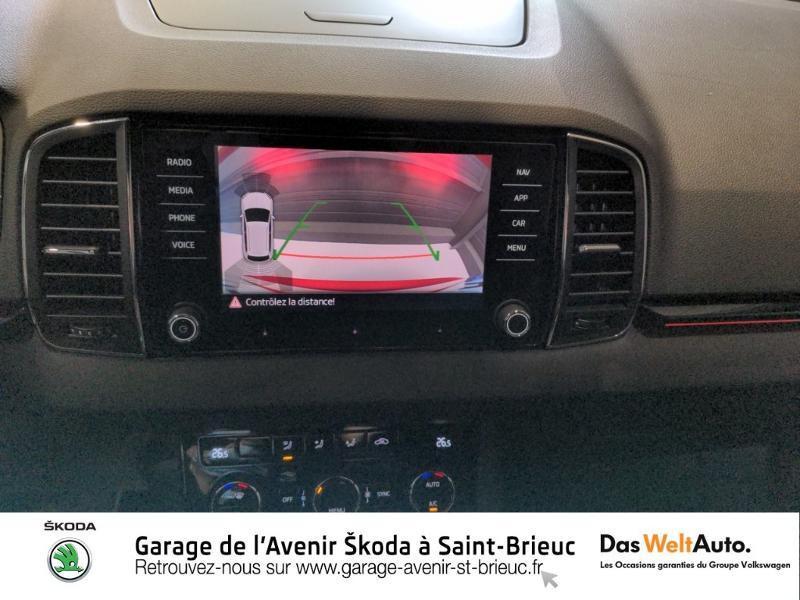 Photo 10 de l'offre de SKODA Karoq 1.5 TSI ACT 150ch Sportline DSG Euro6d-T à 29490€ chez Sélection Auto - Volkswagen Saint Brieuc