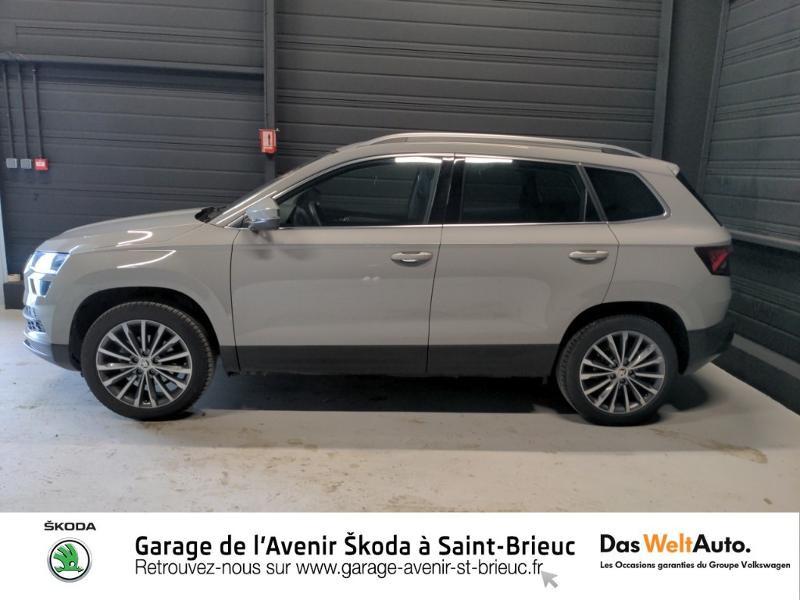 Photo 2 de l'offre de SKODA Karoq 1.5 TSI ACT 150ch Style DSG Euro6d-T à 27990€ chez Sélection Auto - Volkswagen Saint Brieuc