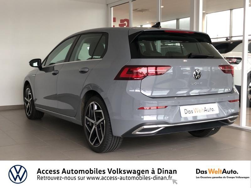 Photo 3 de l'offre de VOLKSWAGEN Golf 1.5 eTSI OPF 150ch Style 1st DSG7 à 27790€ chez Sélection Auto - Volkswagen Saint Brieuc