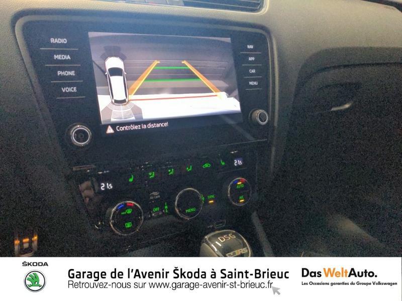 Photo 10 de l'offre de SKODA Octavia Break 2.0 TSI 245ch RS DSG7 Euro6d-T à 31790€ chez Sélection Auto - Volkswagen Saint Brieuc