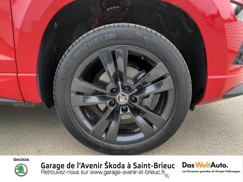Photo 19 de l'offre de SKODA Karoq 1.5 TSI ACT 150ch Sportline DSG Euro6d-T à 29490€ chez Sélection Auto - Volkswagen Saint Brieuc
