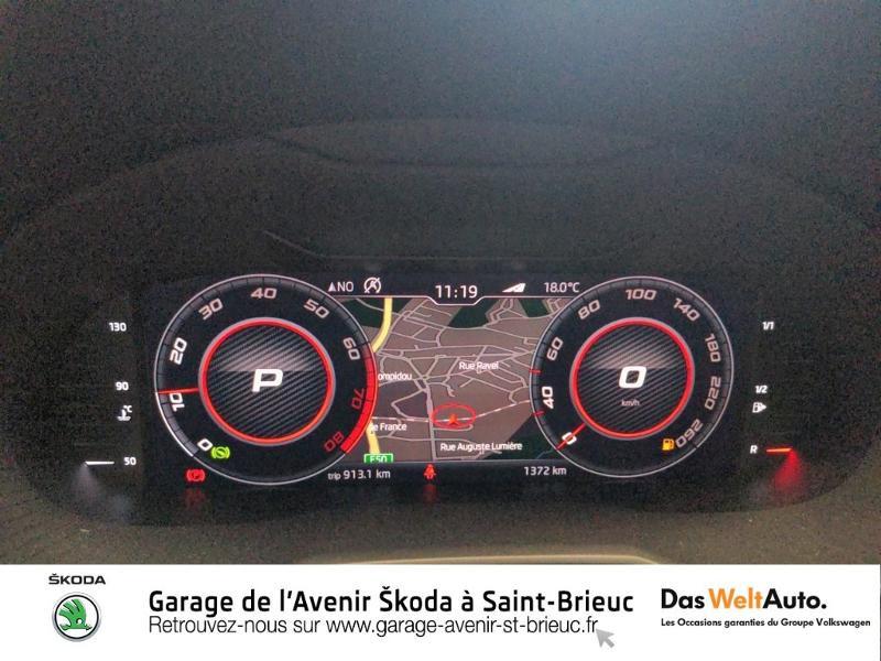 Photo 9 de l'offre de SKODA Octavia Break 2.0 TSI 245ch RS DSG7 Euro6d-T à 31790€ chez Sélection Auto - Volkswagen Saint Brieuc