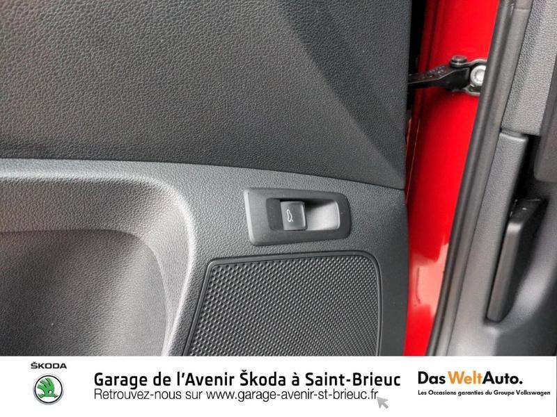 Photo 15 de l'offre de SKODA Karoq 1.5 TSI ACT 150ch Sportline DSG Euro6d-T à 29490€ chez Sélection Auto - Volkswagen Saint Brieuc