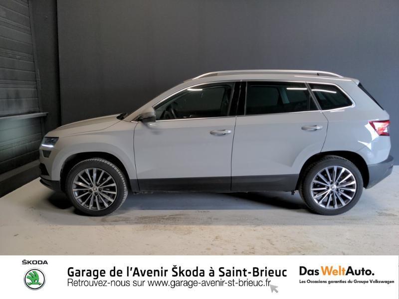 Photo 4 de l'offre de SKODA Karoq 1.5 TSI ACT 150ch Style DSG Euro6d-T à 27990€ chez Sélection Auto - Volkswagen Saint Brieuc