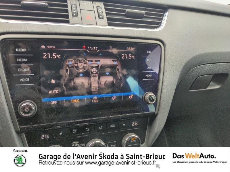 Photo 11 de l'offre de SKODA Octavia Break 2.0 TSI 245ch RS DSG7 Euro6d-T à 31790€ chez Sélection Auto - Volkswagen Saint Brieuc