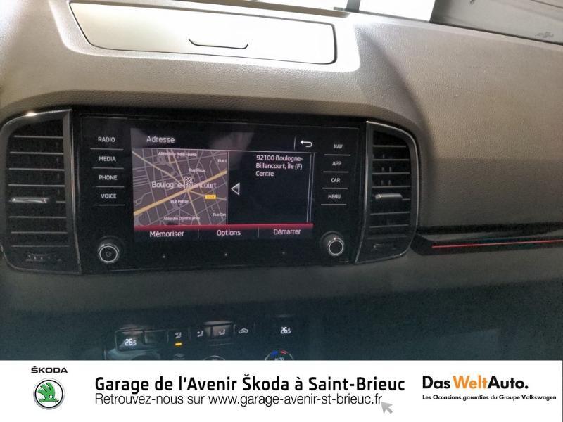 Photo 9 de l'offre de SKODA Karoq 1.5 TSI ACT 150ch Sportline DSG Euro6d-T à 29490€ chez Sélection Auto - Volkswagen Saint Brieuc