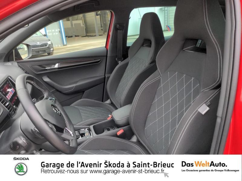 Photo 16 de l'offre de SKODA Karoq 1.5 TSI ACT 150ch Sportline DSG Euro6d-T à 29490€ chez Sélection Auto - Volkswagen Saint Brieuc