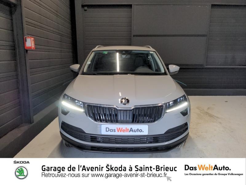 Photo 5 de l'offre de SKODA Karoq 1.5 TSI ACT 150ch Style DSG Euro6d-T à 27990€ chez Sélection Auto - Volkswagen Saint Brieuc