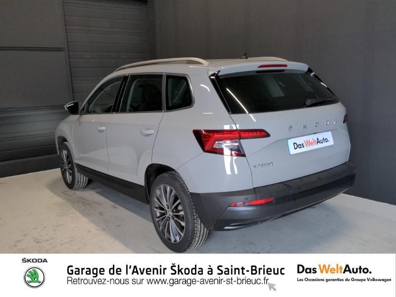 Photo 3 de l'offre de SKODA Karoq 1.5 TSI ACT 150ch Style DSG Euro6d-T à 27990€ chez Sélection Auto - Volkswagen Saint Brieuc