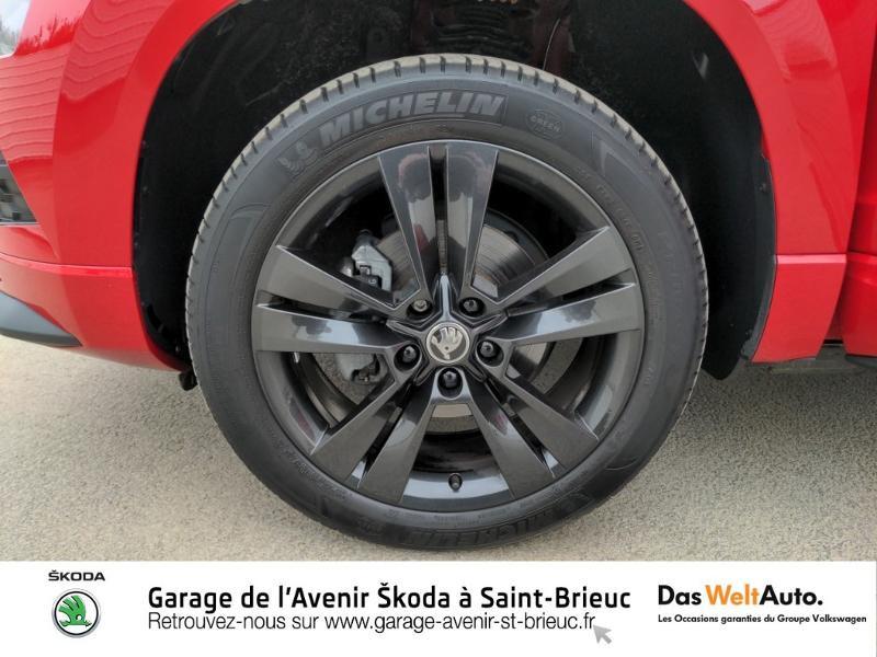 Photo 18 de l'offre de SKODA Karoq 1.5 TSI ACT 150ch Sportline DSG Euro6d-T à 29490€ chez Sélection Auto - Volkswagen Saint Brieuc