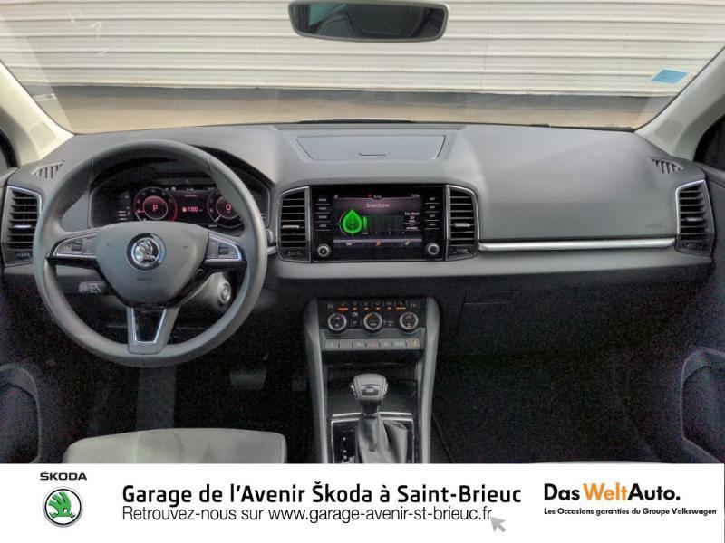 Photo 7 de l'offre de SKODA Karoq 1.5 TSI ACT 150ch Style DSG Euro6d-T à 27990€ chez Sélection Auto - Volkswagen Saint Brieuc