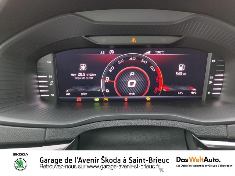 Photo 11 de l'offre de SKODA Karoq 1.5 TSI ACT 150ch Sportline DSG Euro6d-T à 29490€ chez Sélection Auto - Volkswagen Saint Brieuc