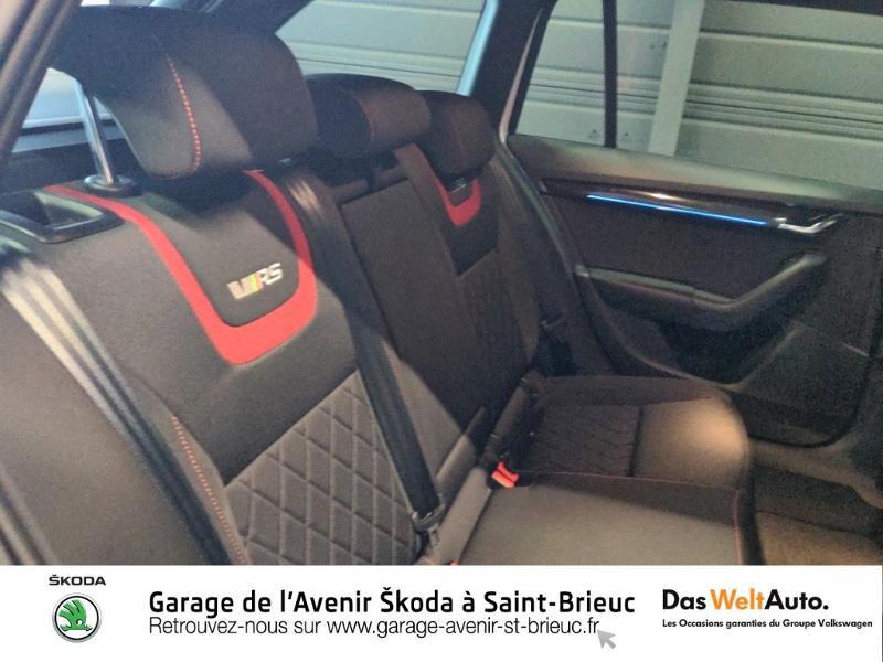 Photo 15 de l'offre de SKODA Octavia Break 2.0 TSI 245ch RS DSG7 Euro6d-T à 31790€ chez Sélection Auto - Volkswagen Saint Brieuc