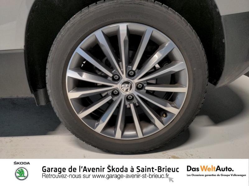 Photo 17 de l'offre de SKODA Karoq 1.5 TSI ACT 150ch Style DSG Euro6d-T à 27990€ chez Sélection Auto - Volkswagen Saint Brieuc