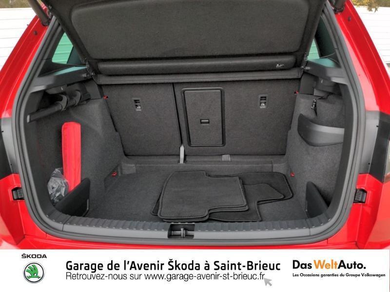 Photo 6 de l'offre de SKODA Karoq 1.5 TSI ACT 150ch Sportline DSG Euro6d-T à 29490€ chez Sélection Auto - Volkswagen Saint Brieuc