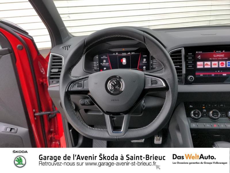 Photo 7 de l'offre de SKODA Karoq 1.5 TSI ACT 150ch Sportline DSG Euro6d-T à 29490€ chez Sélection Auto - Volkswagen Saint Brieuc