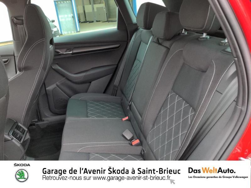 Photo 13 de l'offre de SKODA Karoq 1.5 TSI ACT 150ch Sportline DSG Euro6d-T à 29490€ chez Sélection Auto - Volkswagen Saint Brieuc