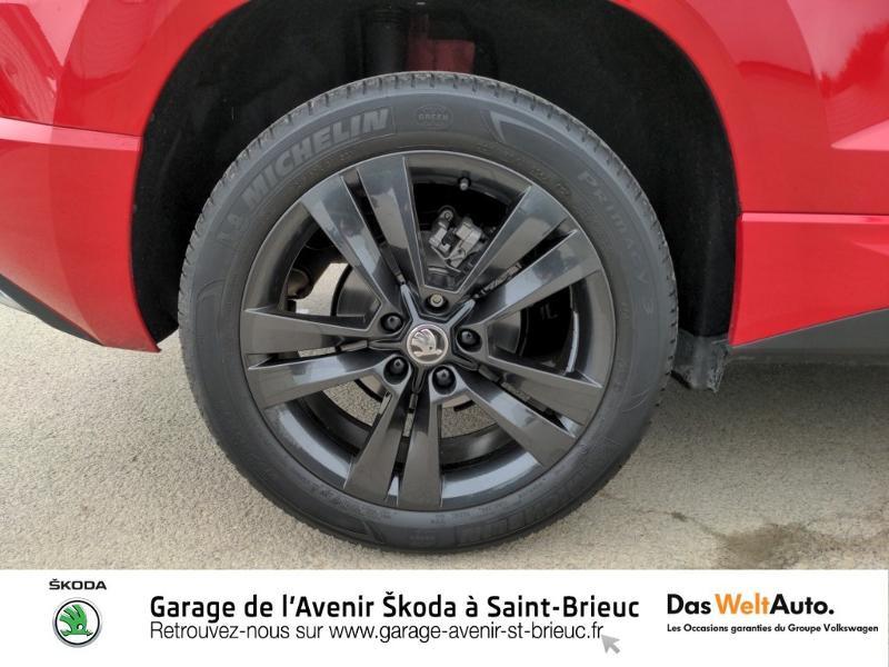 Photo 20 de l'offre de SKODA Karoq 1.5 TSI ACT 150ch Sportline DSG Euro6d-T à 29490€ chez Sélection Auto - Volkswagen Saint Brieuc