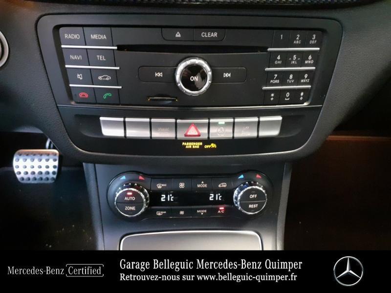 Photo 23 de l'offre de MERCEDES-BENZ Classe B 200 d Fascination 7G-DCT à 24290€ chez Garage Belleguic - Mercedes-Benz Quimper