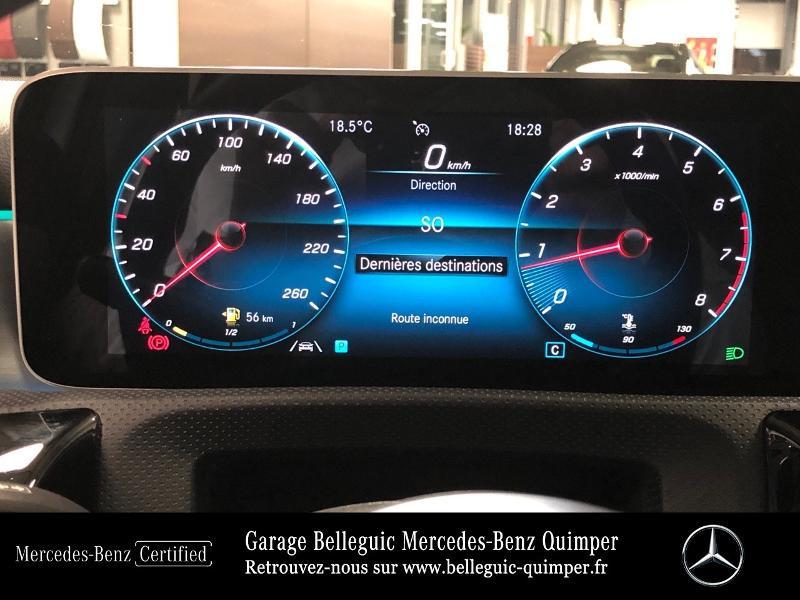 Photo 24 de l'offre de MERCEDES-BENZ Classe A 180 136ch AMG Line à 34490€ chez Garage Belleguic - Mercedes-Benz Quimper