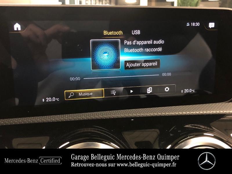 Photo 30 de l'offre de MERCEDES-BENZ Classe A 180 136ch AMG Line à 34490€ chez Garage Belleguic - Mercedes-Benz Quimper