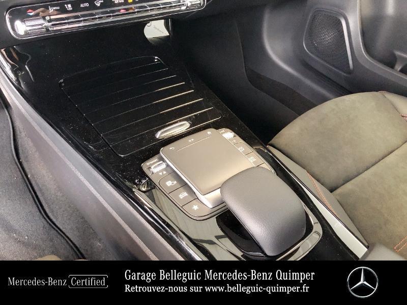 Photo 10 de l'offre de MERCEDES-BENZ Classe A 250 e 160+102ch AMG Line 8G-DCT à 42999€ chez Garage Belleguic - Mercedes-Benz Quimper
