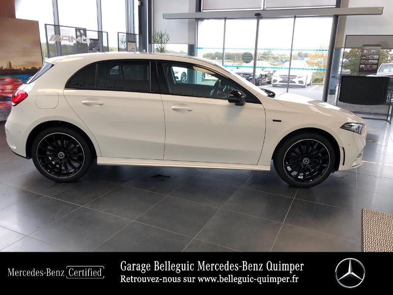Photo 4 de l'offre de MERCEDES-BENZ Classe A 250 e 160+102ch AMG Line 8G-DCT à 42999€ chez Garage Belleguic - Mercedes-Benz Quimper